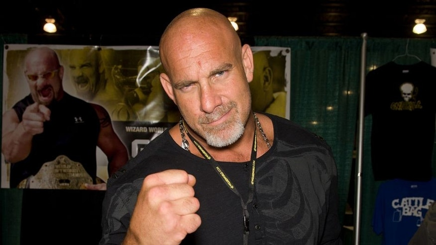PHILADELPHIA, PA - JUNE 18: Actor/ Former WCW/WWE wrestler Bill Goldberg attends Wizard World's Philadelphia Comic Con 2011 at the Pennsylvania Convention Center on June 18, 2011 in Philadelphia, Pennsylvania. (Photo by Gilbert Carrasquillo/FilmMagic)
