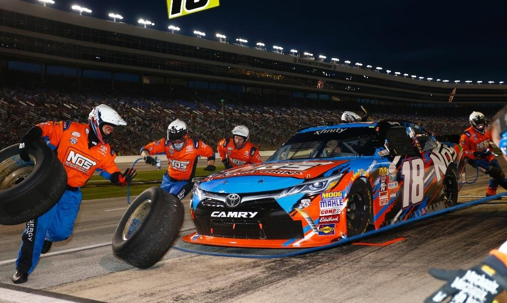 Kyle Busch 4th Nascar Xfinity Win Of 2016 Is 80th Overall