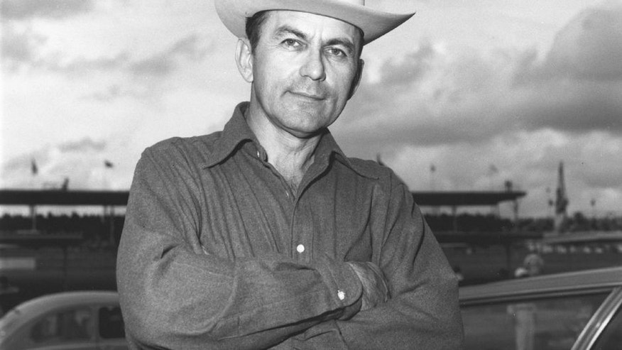 UNKNOWN: Smokey Yunick of Daytona Beach, FL, was one of the most reveled car owner/builders in motorsports. Controversy seemed to follow him from NASCAR to Indy to the SCCA Trans-Am and beyond. But his innovation, successes, and respect are legend. (Photo by ISC Archives via Getty Images)