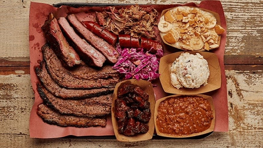 Rougned Odor earned free food for life at a Texas barbecue joint.