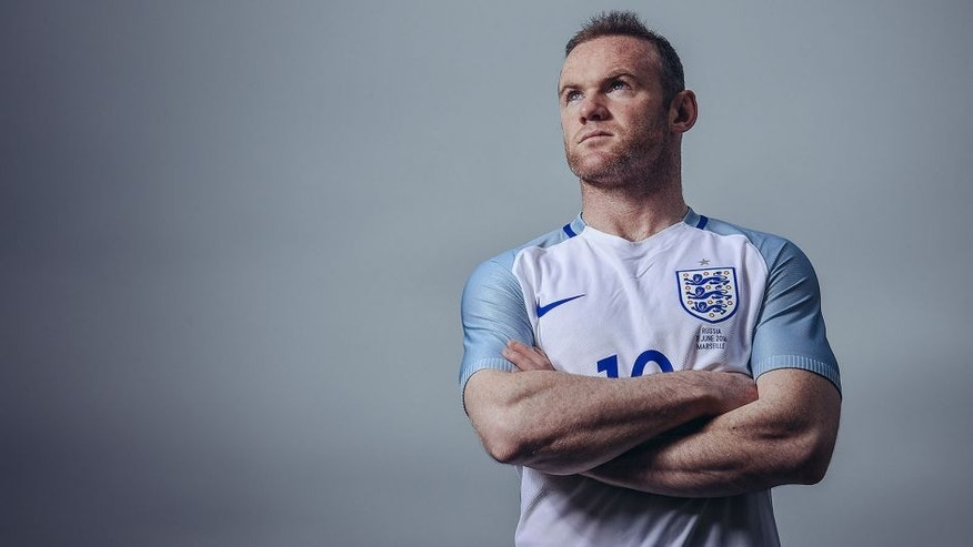 "<p>CHANTILLY, FRANCE - JUNE 08: [EDITORS NOTE: THIS IMAGE WAS PROCESSED USING DIGITAL FILTERS) Wayne Rooney of England poses after a training session ahead of the Euro 2016 game against Russia on June 8, 2016 in Chantilly, France. (Photo by Michael Regan - The FA/The FA via Getty Images)</p> <div><span style=""color: rgb(26, 26, 26); font-family: 'Helvetica Neue', Helvetica, Arial, sans-serif; line-height: 18px; background-color: rgb(255, 255, 255);""> </span></div>"