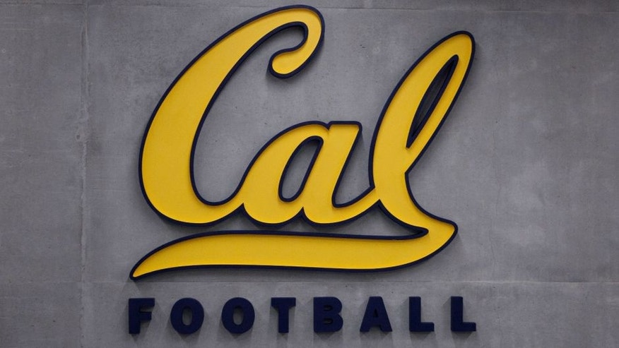 BERKELEY, CA - OCTOBER 06: A view a Cal football sign during a game between the UCLA Bruins and the California Golden Bears at Memorial Stadium on October 6, 2012 in Berkeley, California. The Golden Bears defeated the Bruins 43-17. (Photo by Bryan Tan/Replay Photos via Getty Images)