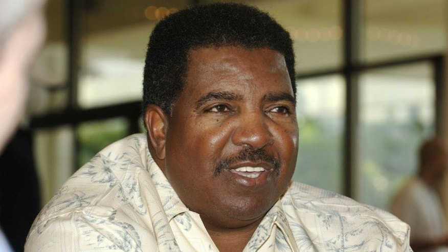 Arizona Cardinals owner Dennis Green at the 2006 annual meeting March 29 at the Hyatt Regency Grand Cypress in Orlando.