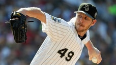 SAN DIEGO, CA - JULY 12: Chris Sale #49 of the Chicago White Sox throws a pitch during the 87th Annual MLB All-Star Game at PETCO Park on July 12, 2016 in San Diego, California. (Photo by Harry How/Getty Images)