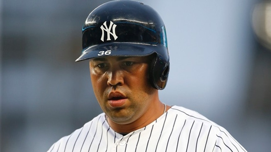 Carlos Beltran on June 28, 2016 in the Bronx borough of New York City.
