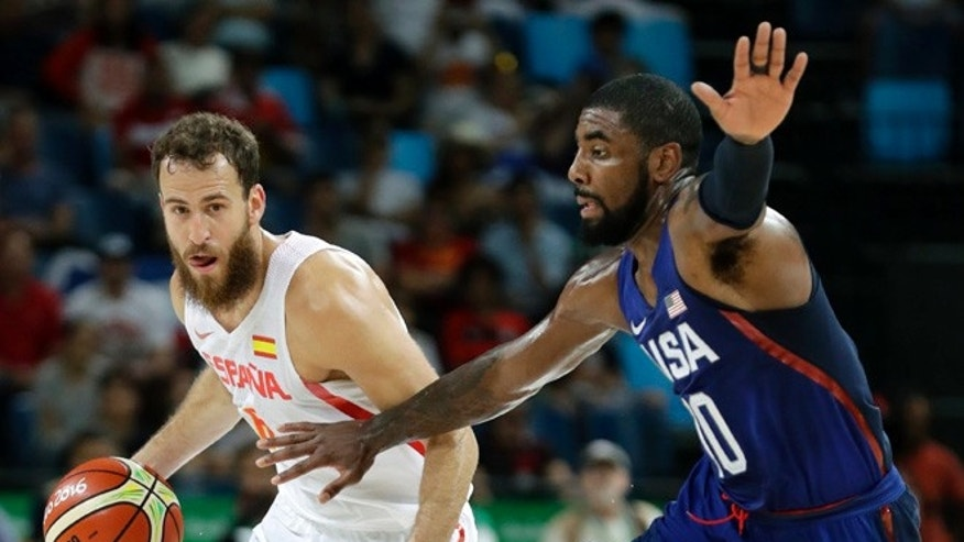 US routs Argentina 105-78, moves into men's basketball semis
