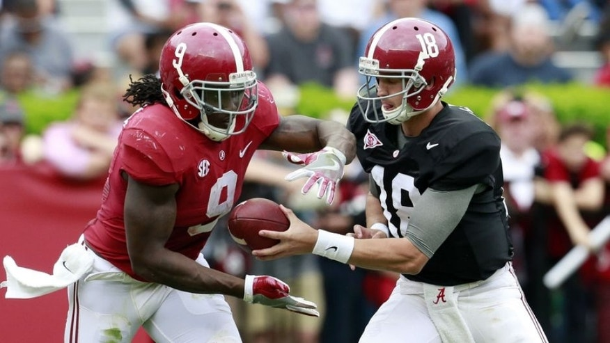 No. 1 Alabama going for perfect 10 Saban opener…