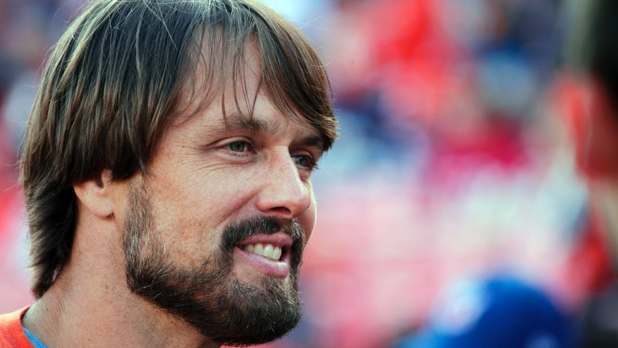 Jake Plummer told The Post he used pot following hip laparoscopy.