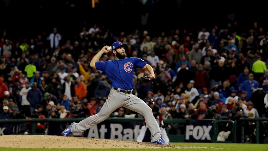 Chicago Cubs fight back to level series against Cleveland Indians