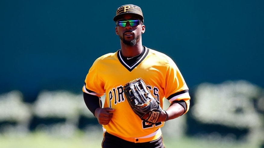 Nationals, Pirates discussed Andrew McCutchen trade at deadline