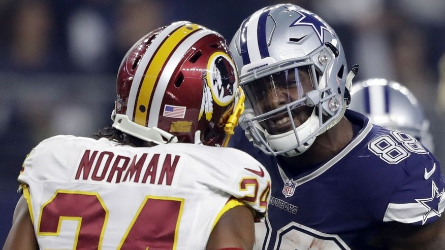 Josh Norman Admits Dez Bryant Never Threatened to Shoot Him