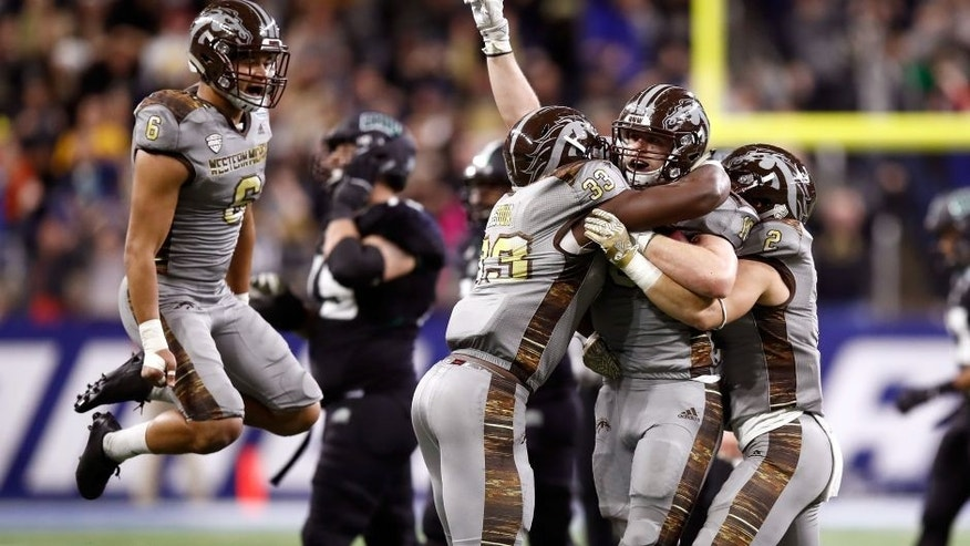 MAC title game the next hurdle for unbeaten Western Michigan