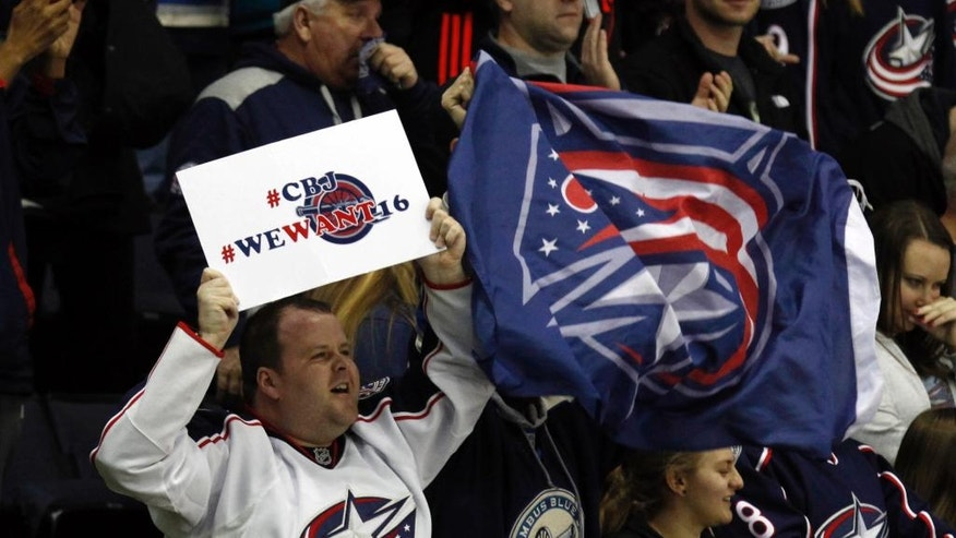 Columbus Blue Jackets could tie NHL record with 17th win | Fox News