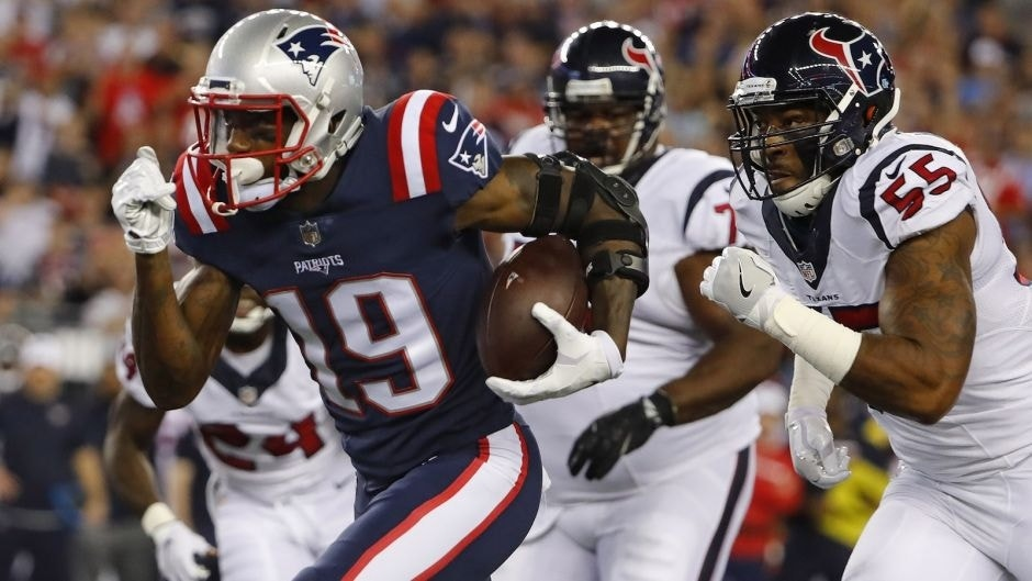 How To Watch And Stream Texans Patriots In The Divisional