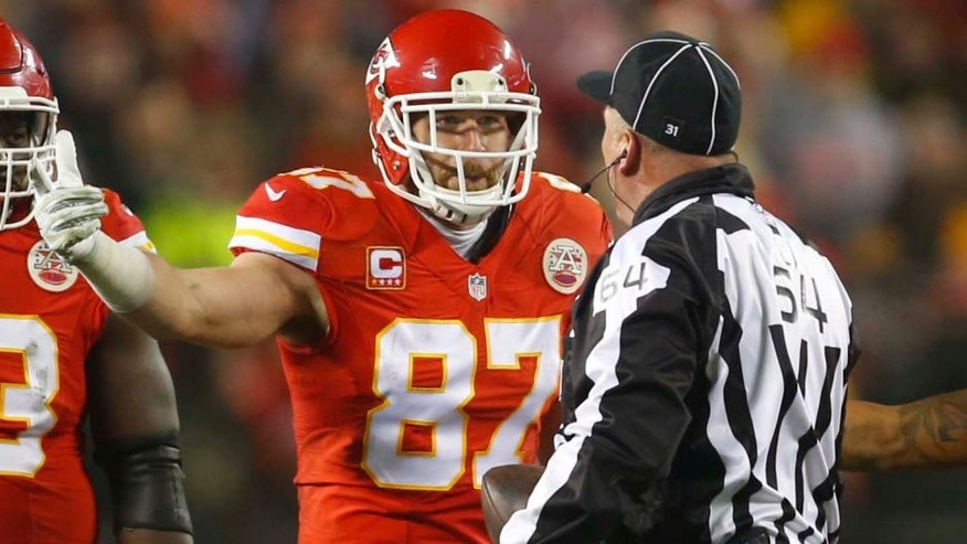 Open Thread: Pittsburgh Steelers at Kansas City Chiefs