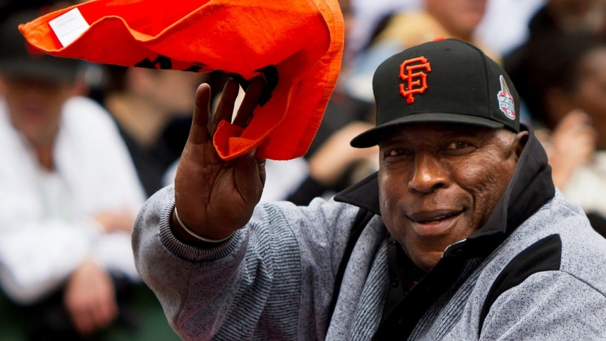 Willie McCovey was granted a pardon Tuesday on a tax evasion charge.