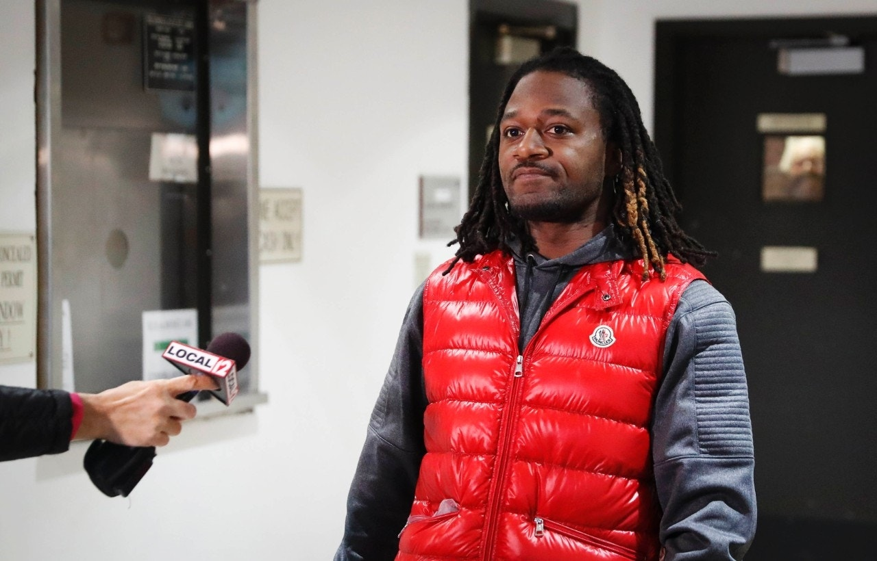 Bengals Adam Pacman Jones to officers during arrest: I hope you die tomorrow