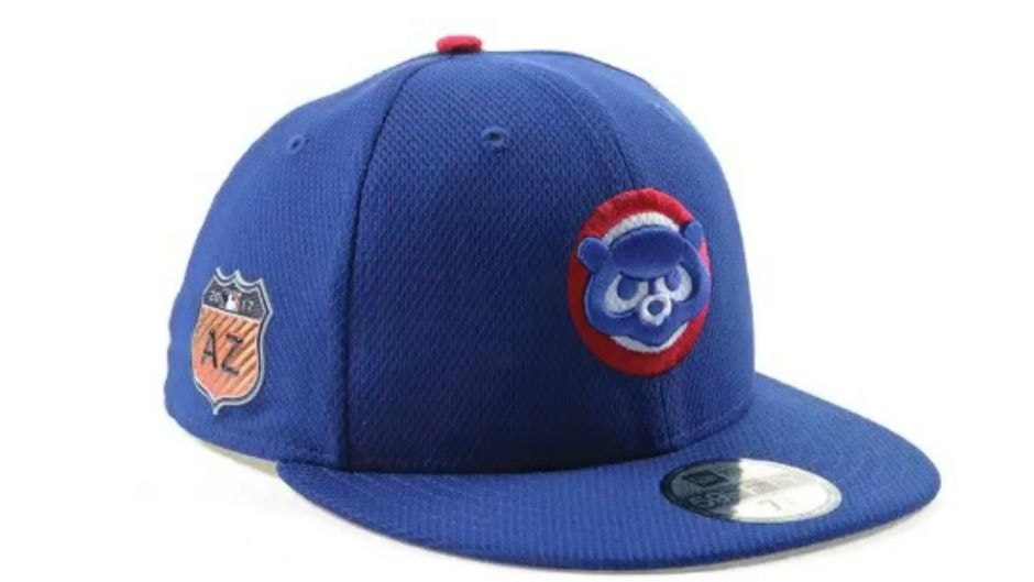 MLB's 2017 spring training gear features several ...