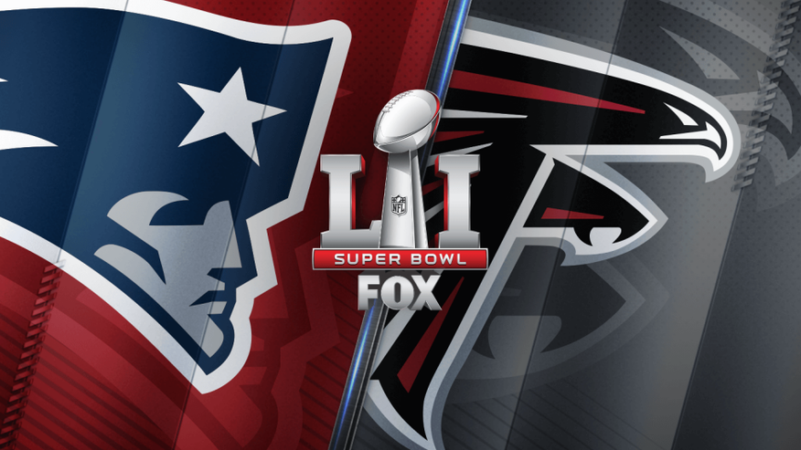 news where super bowl time location date patriots falcons