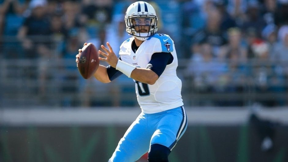 Titans Coach Says He Ll Likely Hold Marcus Mariota Out