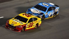 2017 NASCAR Cup - Clash at Daytona Daytona International Speedway, Daytona Beach, FL USA Friday 17 February 2017 Joey Logano, Kevin Harvick World Copyright: John Harrelson/LAT Images ref: Digital Image _JH39951