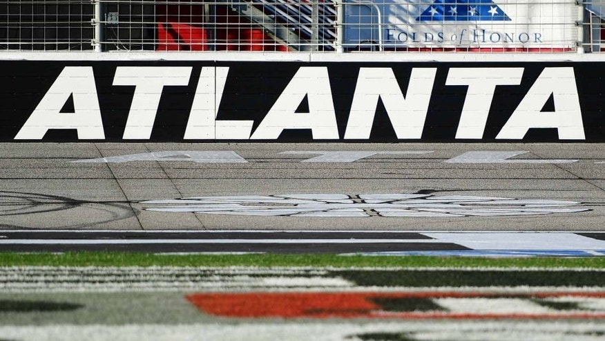 Nascar Drivers Petition Atlanta Motor Speedway To