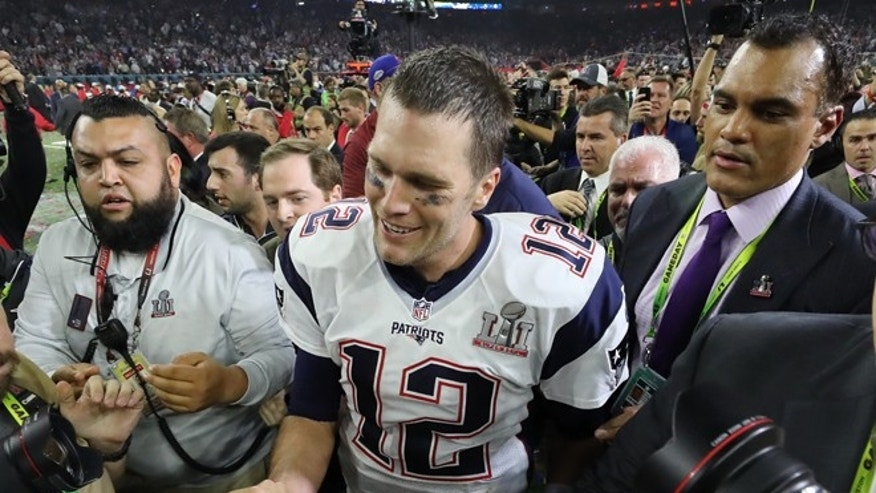 New England Patriots Head to White House Today