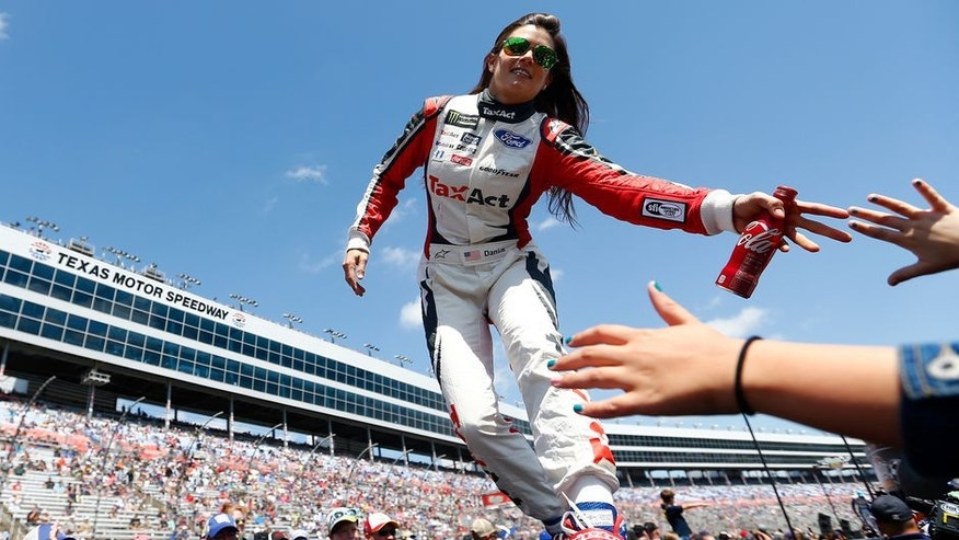 Danica Patrick Asks Nascar For More Time To Get Out Of Her Pajamas To Go Racing Fox News