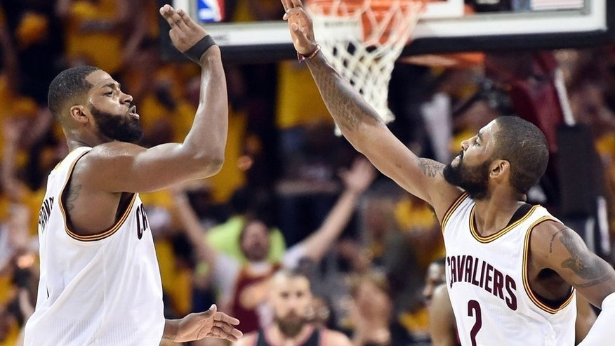 Cavaliers coast to 116-105 victory over Raptors in Game 1 ...