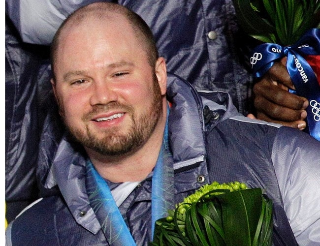 317cc9a71 heavy.com US Olympic bobsledder Steven Holcomb, 37, found dead
