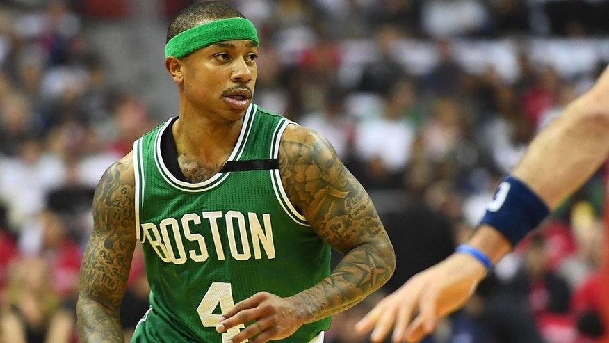 Isaiah Thomas weighs in on whether he and potential top ...