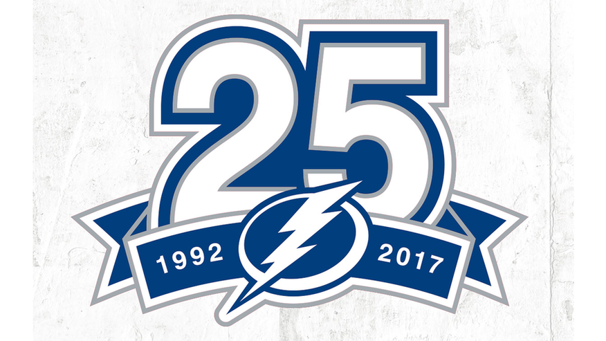 Lightning unveil logo announce special events celebrating 25th lightning unveil logo announce special events celebrating 25th anniversary fox news altavistaventures Choice Image