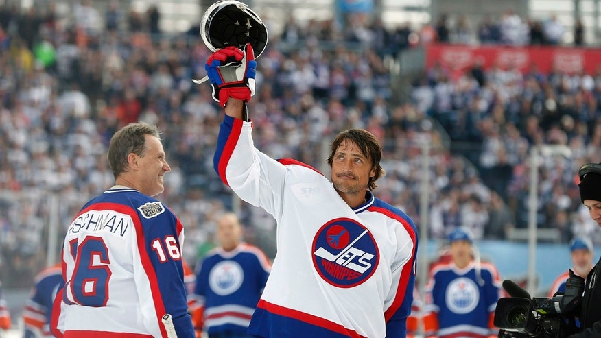Selanne, Kariya, Goyette among those elected to Hockey Hall of Fame