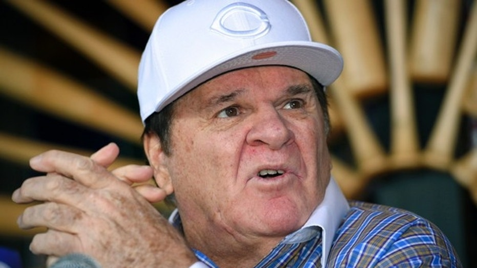 A woman claims she had a sexual relationship with former baseball player and manager Pete Rose in the 1970s, starting when she was 14 or 15 years old, according to her sworn testimony submitted to a court Monday, July 31, 2017, in a federal defamation lawsuit.