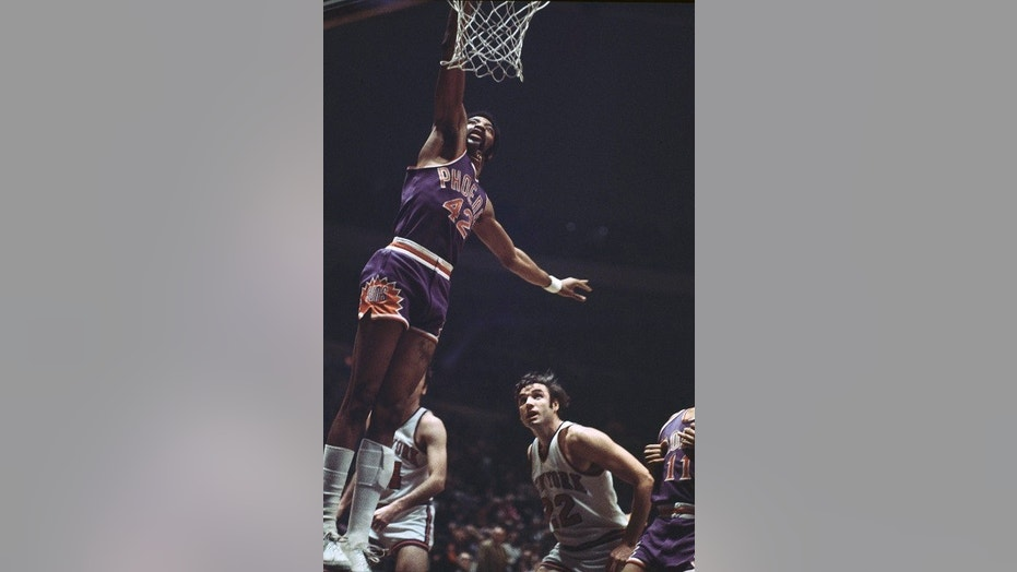 NBA Hall of Famer Connie Hawkins has died at age 75.