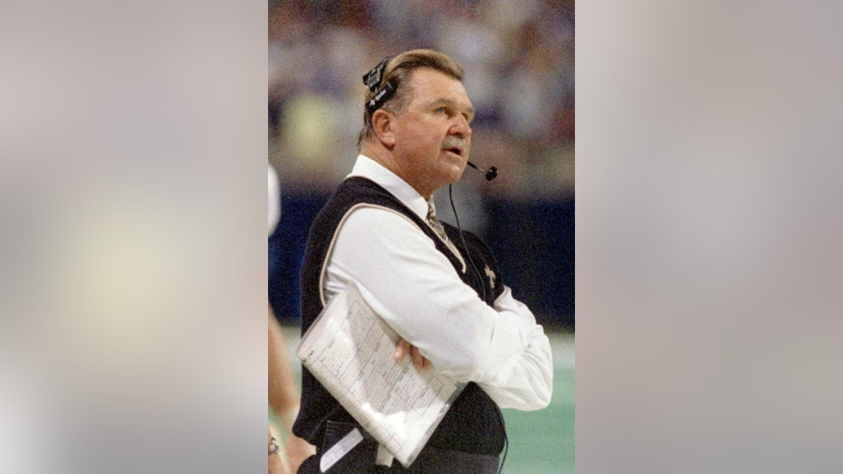 Former Chicago Bears head coach Mike Ditka is apologizing for saying he wasn't aware of any racial oppression in the U.S. over the last 100 years. He made the comments during a radio interview while discussing National Football League players kneeling during the national anthem.