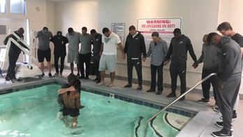 marcus johnson baptism
