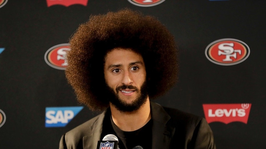 Rep. Mast Slams Decision to Name Kaepernick 'Citizen of the Year'