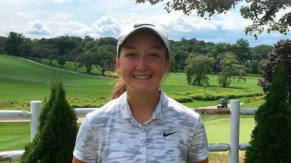 No trophy for golf victor , 16, because she is female