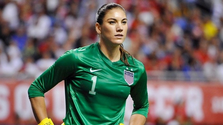 Soccer star Hope Solo alleged in a recent interview that former FIFA president Sepp Blatter sexually assault her as she was about to present an award.