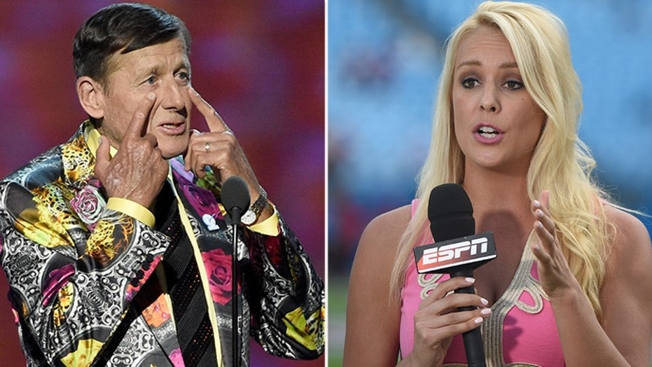 'You spoiled brat!': Craig Sager's daughter