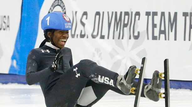 Reston Native Becomes First Black Woman to Make Olympic Speedskating Team