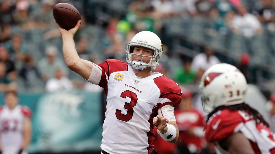 Carson Palmer played for 14 seasons in the NFL, suiting up for the Cincinnati Bengals, Oakland Raiders and Arizona Cardinals.