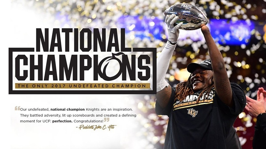UCF fans put up billboard in Tuscaloosa asking for series with Alabama