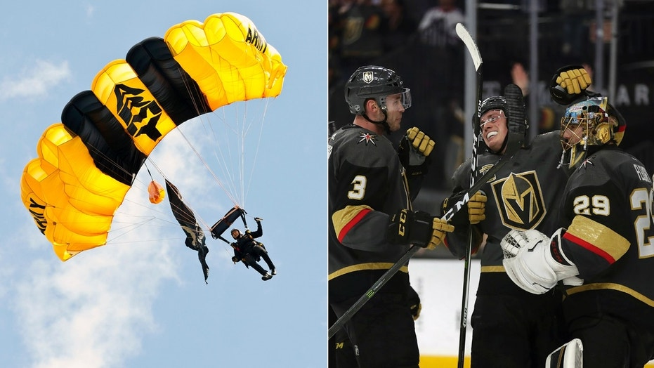Vegas Golden Knights Issue Smart-Ass Response to US Army Trademark Lawsuit