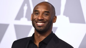 Kobe Bryant arrives at the 90th Academy Awards Nominees Luncheon at The Beverly Hilton hotel on Monday, Feb. 5, 2018, in Beverly Hills, Calif. (Photo by Jordan Strauss/Invision/AP)