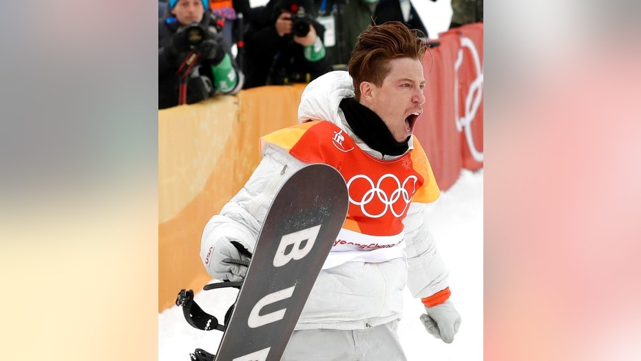 Snowboarding legend Shaun White made Olympic history Wednesday when he won the U.S. its 100th gold medal in the history of the Winter Games.