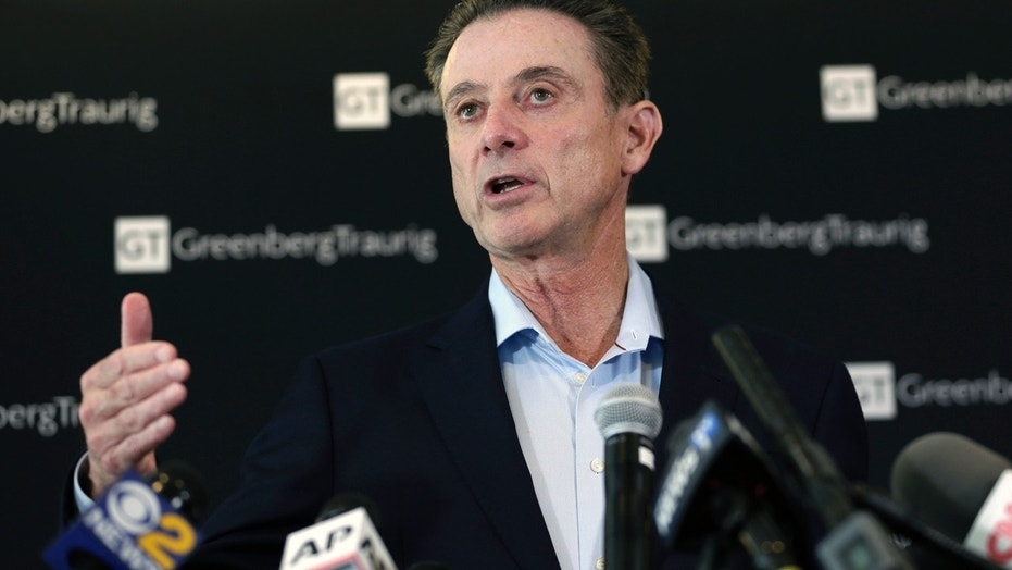 Rick Pitino coached for 16 years at the University of Louisville before he was fired this past October.