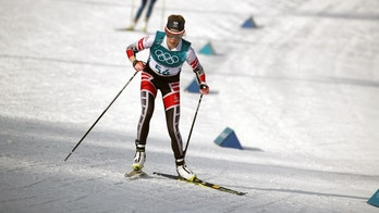 Cross-Country Skiing - Pyeongchang 2018 Winter Olympics - Women's 10 km Free - Alpensia Cross-Country Skiing Centre - Pyeongchang, South Korea - February 15, 2018 - Teresa Stadlober of Austria competes. REUTERS/Carlos Barria - DEVEE2F0JGD7I