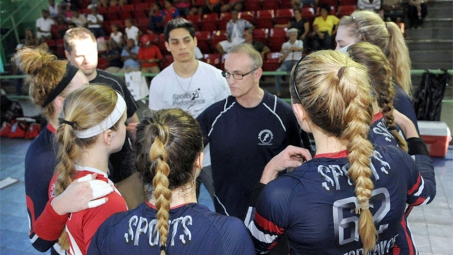 """Former USA Volleyball coach Rick Butler is accused of sexually abusing """"no fewer than six underage teen girls"""" while his wife attempted to silence the victims."""